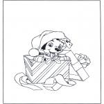 Natal - Cão de Natal