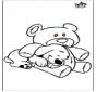 Cão e urso