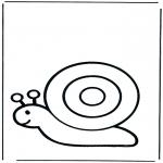Animais - Caracol 1