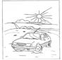 Carro na paisagem