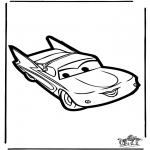 Ofícios - Cars Fretwork