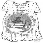 Ofícios - Cartão - aniversário 2