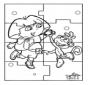 Cartão de Furar Dora