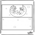 Tema - Cartão de nascimento 2
