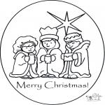 Ofícios - Cartão de Natal