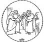 Cartão de Recortar da Bíblia 1