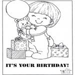 Ofícios - Cartão feliz aniversário 2