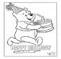 Cartão feliz aniversário 4