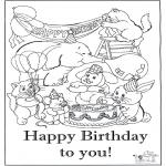 Ofícios - Cartão feliz aniversário 6