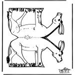 Ofícios - Cartaz do Burro