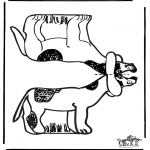Ofícios - Cartaz do Cão