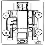 Ofícios - Cartaz do Carro