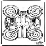 Ofícios - Cartaz do Motor