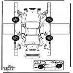 Ofícios - Cartaz do Porsche