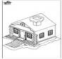 Casa na neve 1