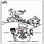 Inverno - Casa na neve 4