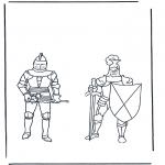 Todos os tipos de - Cavaleiros