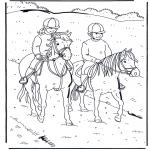 Animais - Cavalgada 1
