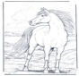 Cavalo ao vento