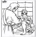 Pinturas bibel - Cego