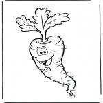 Todos os tipos de - Cenoura