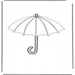 Todos os tipos de - Chapéu de chuva