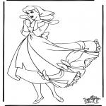 Personagens de banda desenhada - Cinderela 13