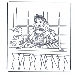 Personagens de banda desenhada - Cinderela 4