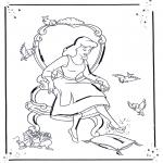 Personagens de banda desenhada - Cinderela