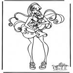 Personagens de banda desenhada - Clube Winx 12