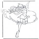Personagens de banda desenhada - Clube Winx 13