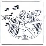 Personagens de banda desenhada - Clube Winx 3