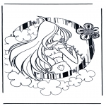 Personagens de banda desenhada - Clube Winx 5