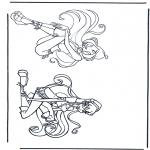Personagens de banda desenhada - Clube Winx 8