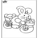 Tema - Coelhinho de Páscoa 19
