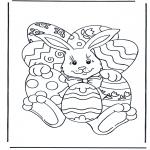 Tema - Coelhinho de Páscoa 4
