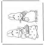 Tema - Coelhinho de Páscoa 7