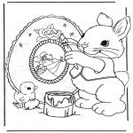 Tema - Coelhinho de Páscoa 9