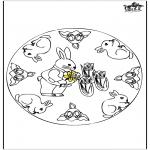 Tema - Coelhinhos da Páscoa