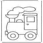 Crianças - Comboio