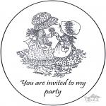 Ofícios - Convite Sarah Kay 2