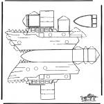 Ofícios - Corta barco