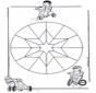 Crianças mandala 9