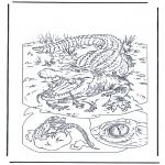Animais - Crocodilo 1