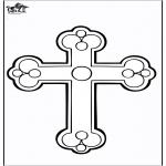 Pinturas bibel - Cruz
