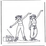 Todos os tipos de - Dançando 2