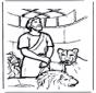 Daniel no antro de leões 1