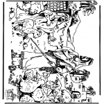 Pinturas bibel - David 3