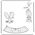 Tema - Decoração de ovos de Páscoa 5
