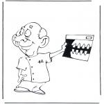 Todos os tipos de - Dentista com imagem